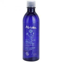 Melvita Eaux Florales Bleut des Champs zklidňující čisticí voda na oční okolí  200 ml