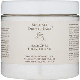 Michael Droste-Laux Basiches Naturkosmetik alkalická koupelová sůl pH 9,0 - 9,5  900 g