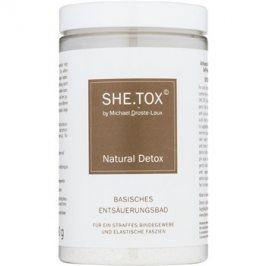 Michael Droste-Laux SHE.TOX detoxikační koupel  500 g