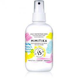 Mimitika Sun sprej na opalování SPF15  200 ml
