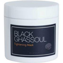Missha Black Ghassoul vypínací maska na stažení pórů  95 g