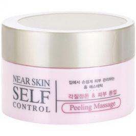 Missha Near Skin Self Control pleťový masážní peelingový krém  200 ml
