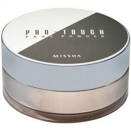 Missha Pro-Touch transparentní pudr SPF15 odstín No. 21 14 g