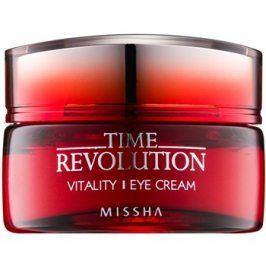 Missha Time Revolution oční krém proti vráskám  25 ml