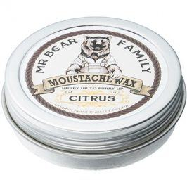 Mr Bear Family Citrus vosk na knír  30 ml