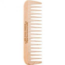 Mr Bear Family Grooming Tools dřevěný hřeben na vousy
