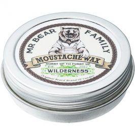 Mr Bear Family Wilderness vosk na knír  30 ml