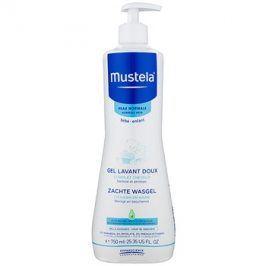 Mustela Bébé Bain tělový a vlasový mycí gel pro děti  750 ml
