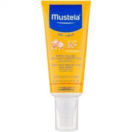 Mustela Solaires ochranný sprej pro děti SPF50+  200 ml