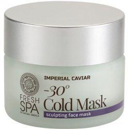 Natura Siberica Fresh Spa Imperial Caviar tvarující pleťová maska proti stárnutí  50 ml