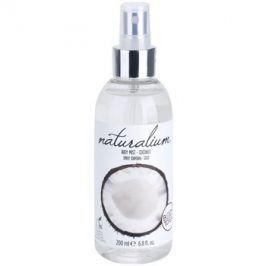 Naturalium Fruit Pleasure Coconut osvěžující tělový sprej  200 ml