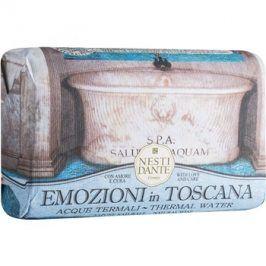 Nesti Dante Emozioni in Toscana Thermal Water přírodní mýdlo  250 g