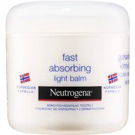 Neutrogena Norwegian Formula® Deep Moisture rychle se vstřebávající tělový balzám  300 ml