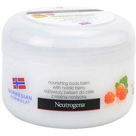 Neutrogena Norwegian Formula® Nordic Berry vyživující tělový balzám pro suchou pokožku  200 ml
