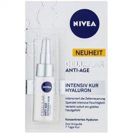 Nivea Cellular Anti-Age intenzivní omlazující kúra s kyselinou hyaluronovou  5 ml