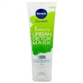 Nivea Urban Skin detoxikační a čisticí maska  75 ml