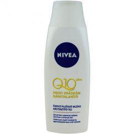 Nivea Visage Q10 Plus čisticí pleťové mléko proti vráskám  200 ml