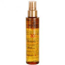 Nuxe Sun olej na opalování SPF30  150 ml