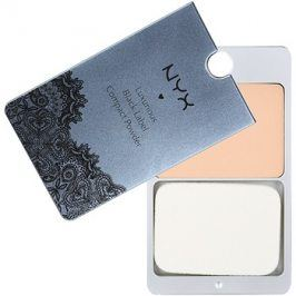 NYX Professional Makeup Black Label kompaktní pudr odstín 10 Sand Beige 13 g