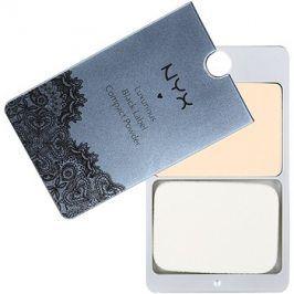 NYX Professional Makeup Black Label kompaktní pudr odstín 11 True Beige 13 g