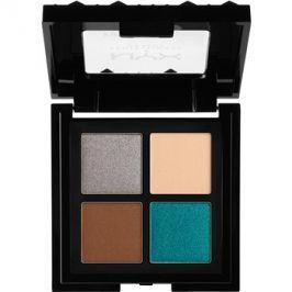 NYX Professional Makeup Full Throttle paleta očních stínů odstín 06 Stunner 1,5 g