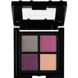NYX Professional Makeup Full Throttle paleta očních stínů odstín 07 Bossy 1,5 g