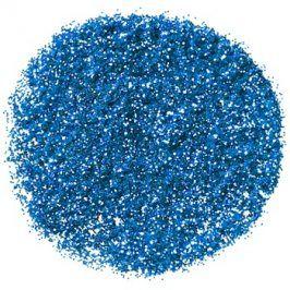 NYX Professional Makeup Glitter Brillants třpytky na obličej a tělo odstín 01 Blue 2,5 g