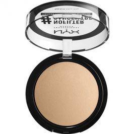 NYX Professional Makeup Nofilter pudr odstín 08 Honey Beige 9,6 g