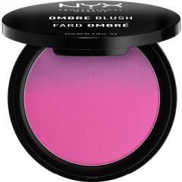 NYX Professional Makeup Ombre Blush tvářenka odstín 08 Code Breaker 8 g