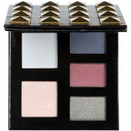 NYX Professional Makeup Rocker Chic paleta očních stínů odstín Tainted Love 4,2 g