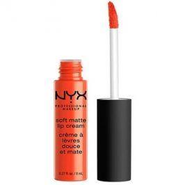 NYX Professional Makeup Soft Matte matná tekutá rtěnka odstín 28 San Juan 8 ml
