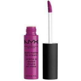 NYX Professional Makeup Soft Matte matná tekutá rtěnka odstín 30 Seoul 8 ml