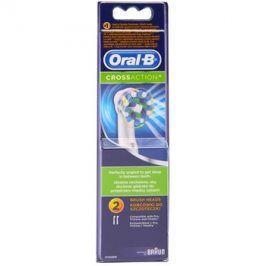 Oral B Cross Action EB 50 náhradní hlavice  2 ks