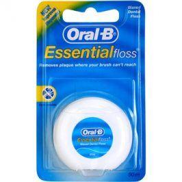 Oral B Essential Floss voskovaná dentální nit  50 m