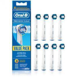 Oral B Precision Clean EB 20 náhradní hlavice pro zubní kartáček  8 ks