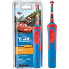 Oral B Stages Power Cars D12.513.1 elektrický zubní kartáček pro děti 3+