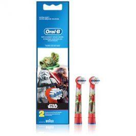 Oral B Stages Power EB10 Star Wars náhradní hlavice pro zubní kartáček extra soft  2 ks