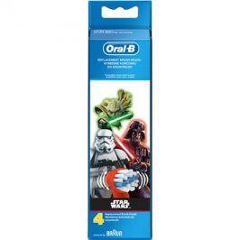 Oral B Stages Power EB10 Star Wars náhradní hlavice pro zubní kartáček extra soft  4 ks