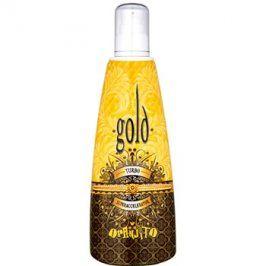 Oranjito Max. Effect Gold Turbo opalovací mléko do solária pro urychlení opalování  250 ml