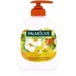Palmolive Naturals Camellia Oil & Almond tekuté mýdlo na ruce  300 ml