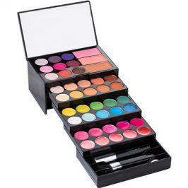 Parisax Make-Up Palette paleta dekorativní kosmetiky malá  27,4 g