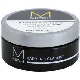 Paul Mitchell Mitch Barber's Classic pomáda pro zpevnění a lesk  85 g
