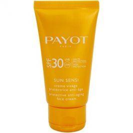 Payot Sun Sensi ochranný krém proti stárnutí pleti SPF30  50 ml