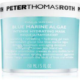 Peter Thomas Roth Blue Marine Algae intenzivní hydratační pleťová maska  150 ml
