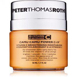Peter Thomas Roth Camu Camu Power C x 30™ rozjasňující hydratační krém s vitaminem C  50 ml