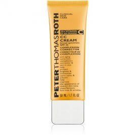Peter Thomas Roth Camu Camu Power C x 30™ CC krém SPF 30 odstín Light to Medium 50 ml