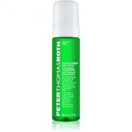 Peter Thomas Roth Cucumber De-Tox čisticí pěna na obličej  200 ml