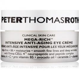 Peter Thomas Roth Mega Rich intenzivní protivrásková péče na oční okolí  22 ml