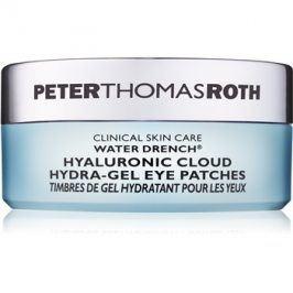 Peter Thomas Roth Water Drench hydratační gelové polštářky na oční okolí  60 ks