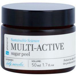 Phenomé Daily Miracles Cleansing cukrový peeling pro všechny typy pleti včetně citlivé  50 ml